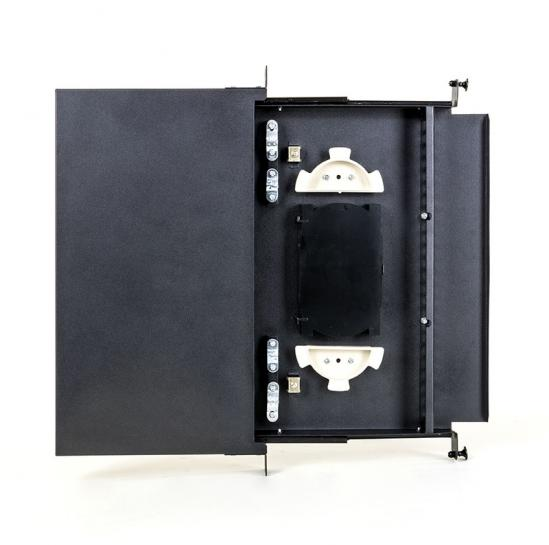 "19 ""1U fiber optic rack unarmed (24xSC double, no adapters) (FN24PDXSPP191U) 