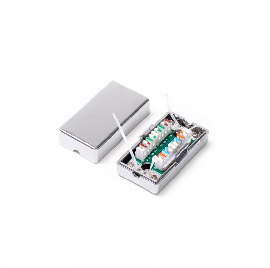 STP cat. 5e modular connector (STLCBOX-5E-S) | START.LAN