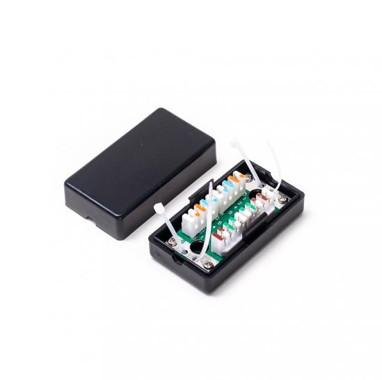 UTP cat. 5e modular connector (STLCBOX-5E-U) | START.LAN
