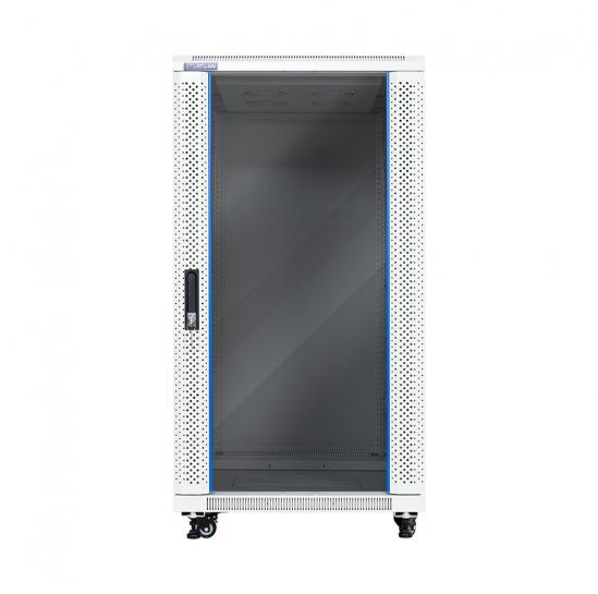 "floor-standing rack 19"" cabinet 22U 600x800mm (STLFSC-22U-68-GSG) 