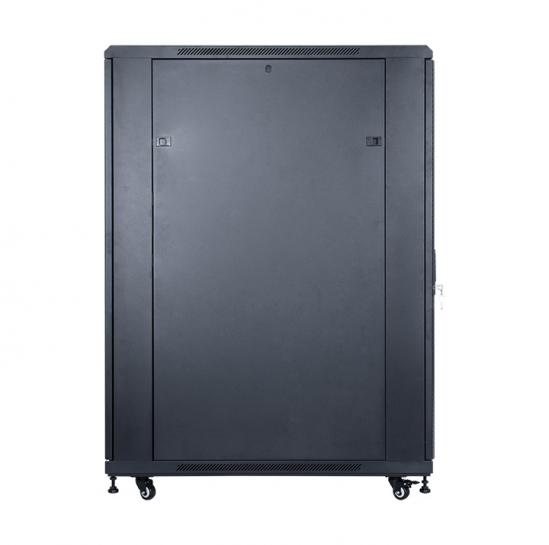 "19"" floor-standing rack cabinet 27U 600x1000mm (STLFSC-27U-610-GSB) 
