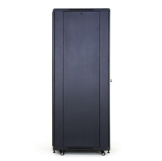 "19"" floor-standing rack cabinet 42U 800x800mm (STLFSC-42U-88-GSB) 