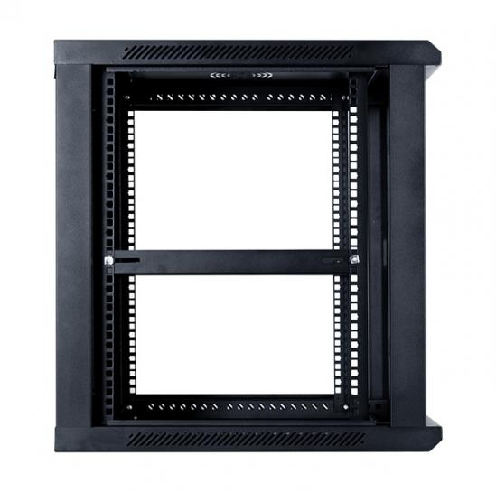 "19"" wall mount rack cabinet 12U 600x600mm (STLWMC-12U-66-GSB) 